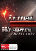 Lethal Weapon Complete Collection  [Region 4]