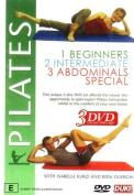 Pilates - Beginners / Intermediate / Abdominals Special  [3 Discs] [Region 4]