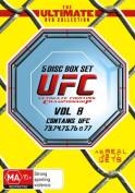 UFC: Volume 8 - UFC 73 to 77 [Region 4]