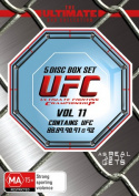 UFC: Volume 11 - UFC 88 to 92 [Region 4]