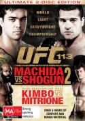 UFC: 113 - Machida vs Shogun 2