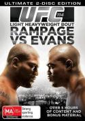 UFC: 114 - Rampage vs Evans [Region 4]