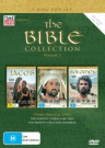 The Bible, - Collection [3 Discs] [Region 4]