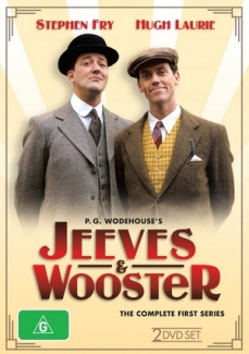 Jeeves & Wooster (P.G. Wodehouse's) - The Complete 1st Series (2 Disc Set)