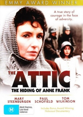 The Attic The Hiding Of Anne Frank By Shock Shop