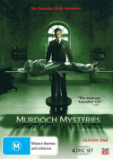 Murdoch Mysteries: Season 1 [Region 4]