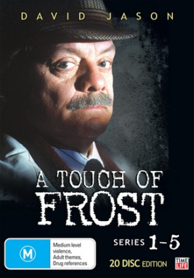 A Touch of Frost: Series 1 - 5 (Box Set)