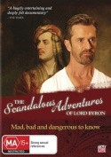 The Scandalous Adventures of Lord Byron [Region 4]