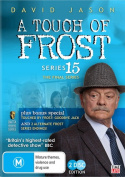 A Touch Of Frost Series 15 [Region 4]