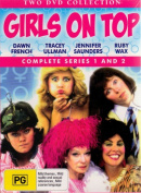 Girls On Top - Complete Series 1 and 2 [2 Discs]