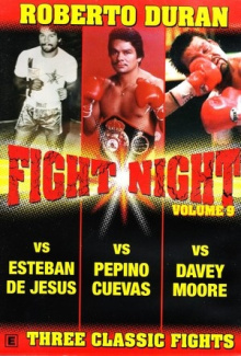 Fight Night: Vol 09 - Roberto Duran