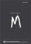 """Fritz Lang's - """"M"""" [Region 4]"""