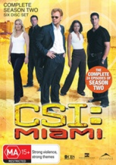 CSI: Miami - Season 2