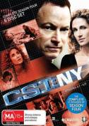 CSI: NY - Season 4 [Region 4]