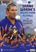 Shane Warne's IPL Rajasthan Royals [Region 4]