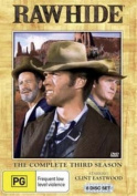 Rawhide: Season 3 [Region 4]