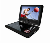 "AKAI PORTABLE 9"" DVD PLAYER"