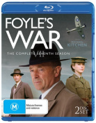 Foyles War The Complete Season 7 [Blu-ray]