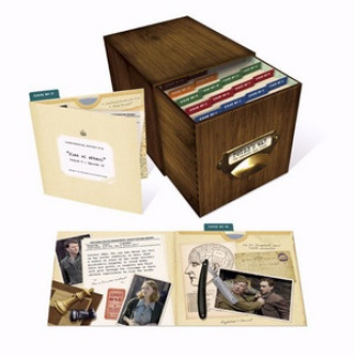 Foyle's War: The Complete Case Files - Seasons 1 - 7 (22 Disc Box Set)