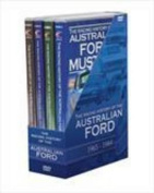The Racing History of Ford 4 Boxset [Region 4]