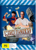 Mythbusters Season 4 [Region 4]