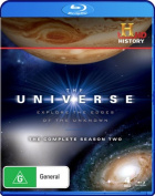 The Universe:   Season 2 [Region B] [Blu-ray]