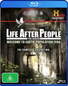 Life After People Season 2 [Region B] [Blu-ray]