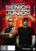 American Chopper Senior Vs Junior  Collection 1 [Region 4]