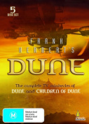 Dune And The Children Of Dune -Box Set