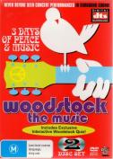 Woodstock: The Music  [2 Discs] [Region 4]