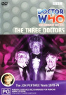 Doctor Who: The Three Doctors [Region 4]