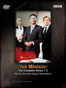 Yes Minister - Series 1-3 [Region 4]