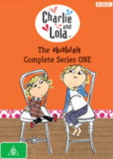Charlie & Lola S1 V1-4 Box Set [Region 4]