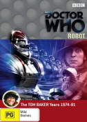 Doctor Who: Robot [Region 4]