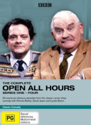 Open All Hours [Region 4]
