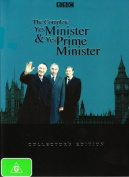 The Complete Yes Minister and Yes Prime Minister [Region 4]