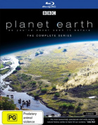 Planet Earth [Region B] [Blu-ray]