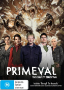 Primeval: Series 2 [Region 4]