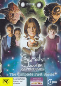 Sarah Jane Adventures S1 [Region 4]