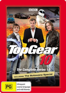 Top Gear: Series 10 (Steelbook)