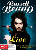 Russell Brand: Live [Region 4]