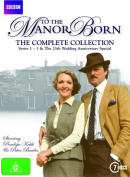 To the Manor Born Series 1 - 3 & 25th Wedding Anniversary Special  [Region 4]