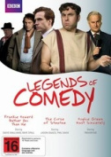 Legends of Comedy [Region 4]