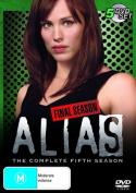 Alias: The Complete Season 5 [Region 4]