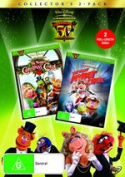 The Great Muppet Caper / The Muppet Christmas Carol  [Region 4]