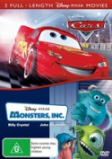 Cars / Monsters, Inc.