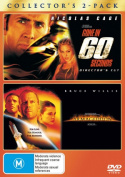 Gone in 60 Seconds / Armageddon  [Region 4]