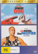 The Shaggy Dog / The Pacifier [Region 4]