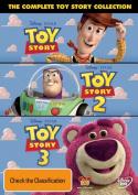 Toy Story 1, 2 & 3 [Region 4]