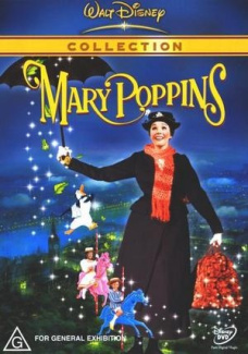 Mary Poppins Single Disc WDC Version